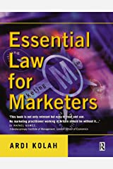 Essential Law for Marketers Kindle Edition