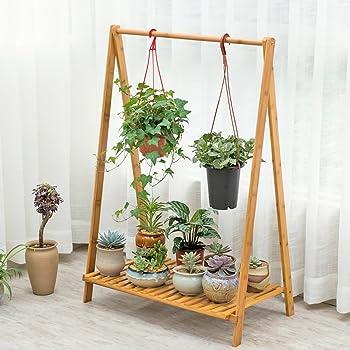 zxhj holz blumenkasten pflanztreppe blumenst nder massivholz mehrschichtige landung. Black Bedroom Furniture Sets. Home Design Ideas