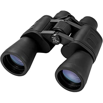 Virginpeek FMC Day Vision Binoculars High Range Long Distance Telescope 20x50 Powerful BAK4 Prism Waterproof and Fogproof Coated Powered Lens for Bird Watching Travelling and Sports Hunting Camping with Strap Carrying Bag