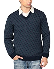 aarbee Men's Blended Sweater