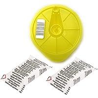 Aqualogis T-Disc Disque 621101 de Nettoyage + 2 Comprimés Anti-Calcaire pour Tassimo 17001490 Bosch T20 T40 T65 T85