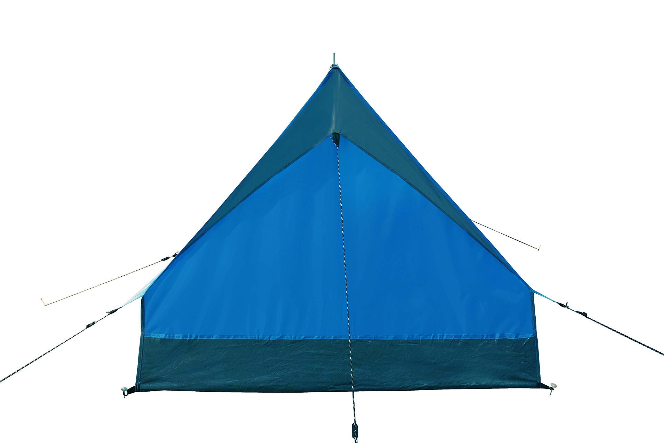 High Peak Unisex's Minipack Tents, Blue/Grey, One Size 3
