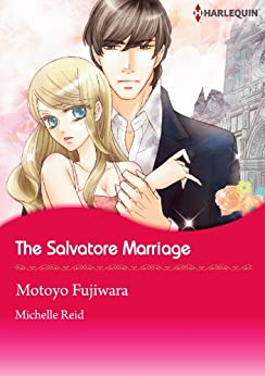 The Salvatore Marriage (Harlequin comics) von [Reid, Michelle]