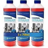 Maxxi Clean Power Détartrant universel pour votre machine à café entièrement automatique | Convient à toutes les marques conn