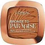 L'Oréal Paris Bronzer Back to Brons Gentle Matte Bronzing Powder 9 g