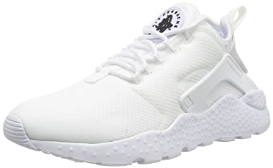 best website 891b2 10ec7 Nike W air huarache run ultra - Scarpe da corsa, Donna, colore Bianco (