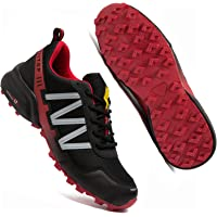 Walking Shoes Mens Waterproof Trail Running Shoes Mens Trainers Trekking & Hiking Footwear for Mens Breathable Arch…