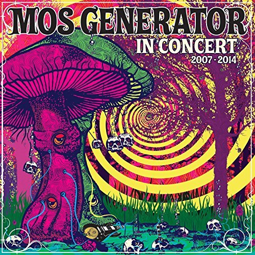 In Concert 2007 - 2014 by Mos Generator