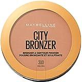 Maybelline New York Terra City Bronze, con Burro di Cacao e Pigmenti Soffici, Effetto Pelle Baciata dal Sole, per un Look Nat
