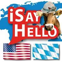 iSayHello English - Bavarian