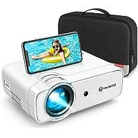 Videoprojecteur, VANKYO Projecteur Soutien 1080P Full HD , Mini Retroprojecteur Portable Multimédia Cinéma Maison, HDMI…