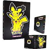 Porte-cartes Pokémon, Album de cartes Pokemon Trading, Livre de cartes Livre de cartes de collection Pokémon, L'album a 30 pa