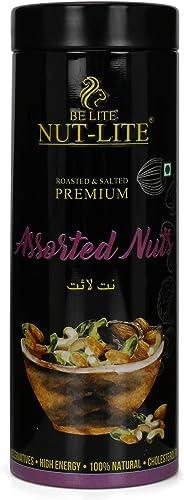 Nutlite Assorted Nuts, 200 Gm