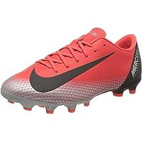 Nike Vapor 12 Academy GS Cr7 MG, Scarpe da Calcio Unisex-Adulto, 1Y
