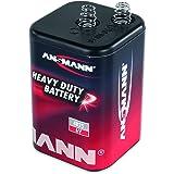 1x ANSMANN 4R23 Zink-kool batterij 6 V – blokbatterij (1 stuk)