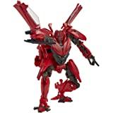 Transformers Toys Studio Series 71 deluxe klass transformatorer: Dark of the Moon Autobot Dino actionfigur – åldrarna 8 och u