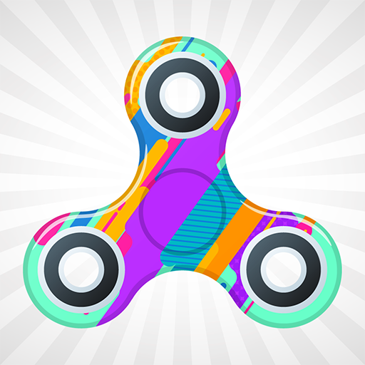 Fidget Spinner Simulator 2: Real Finger Spiner Simulation Free App