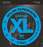D'Addario ETB92 Saitensatz Tapewound Bass Medium 50-105 Long Scale