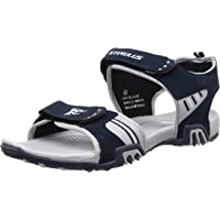 PARAGON Men's Grey Sandals-9 UK/India (43 EU)(FB9040G)