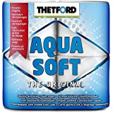 Thetford Aqua Soft Papier Toaletowy, Biały, 4 Sztuki