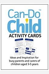 Can-Do Child Activity Cards age 3 to 5 years Cards