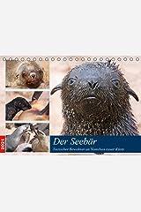 Der Seebär 2021 (Tischkalender 2021 DIN A5 quer) Kalender
