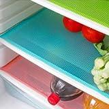 Refrigerator Mats, Blue, 4529cm