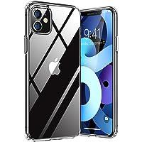 TORRAS Diamond Series für iPhone 11 Hülle Extrem Transparent (Vergilbungsfrei) Starke Stoßfestigkeit Schutzhülle Hard PC…