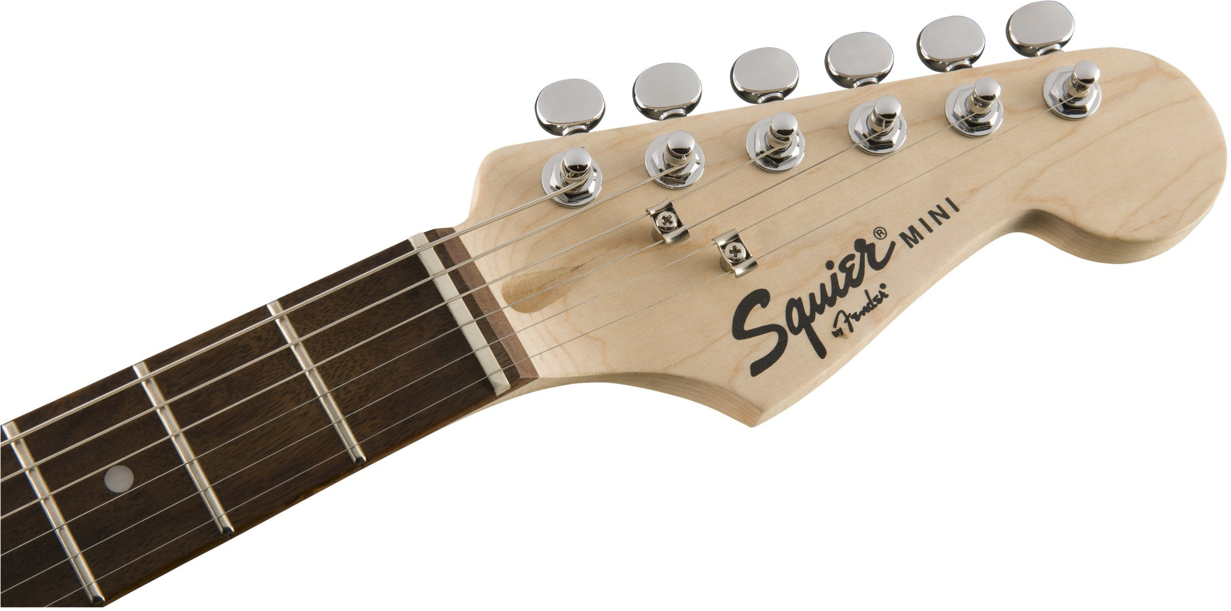 Fender Squier Mini Stratocaster 3/4 Size (Pink)
