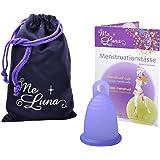 Me Luna Coupe menstruelle Sport, bague, bleu/violet Taille M