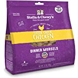 Stella & Chewy's - Cibo per gatti senza cereali, per cena di pollo e croccelli, 99,2 g