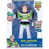Toy Story Figura Articulada Buzz Lightyear con Voz 30 cm (BIZAK 61234070)