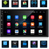 ANKEWAY 2021 Nuovo 7 Pollici Android 9.1 Autoradio 2 DIN Con WiFi+Bluetooth+DSP+RDS+FM+AM+Navigazione GPS, 1080P HD…