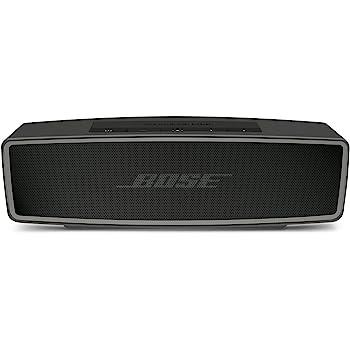 Bose Enceinte Bluetooth SoundLink Mini II - Noir Carbone