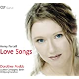 Purcell : Love Songs. Dorothee Mields, Katschner.