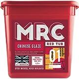 MRC Chinese Glaze Red Tub 2.5 kg