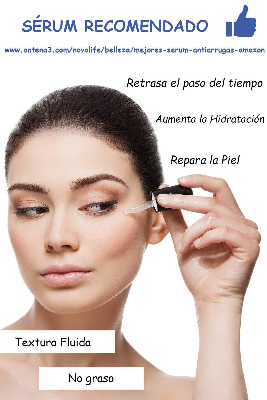Serum Facial Acido Hialuronico ULTRACONCENTRADO. Antiarrugas, Hidratante, Reparador. No graso, Hombre – Mujer. POTENTE Contorno de Ojos. Vegano. Gotero 30 ML CALIDAD PREMIUM