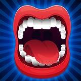Zahnarzt Wahnsinn Alptraum: der Zahn Zahnstein und Karies bekämpfen - Gratis-Edition