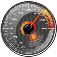 Android Speedometer Tacho