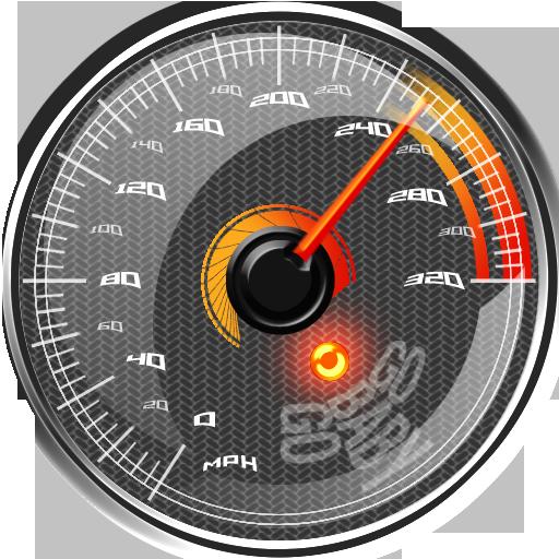 Android Speedometer Tacho