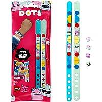 LEGO 41923 Dots Les Bracelets Monstres, Bijoux de Poignet avec tuiles et Perles Cadeaux de Bricolage, Arts et Artisanat…