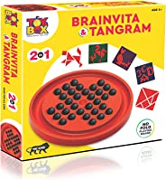 Toys Box Board Games 5 Years & Above, Multi Color