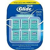 Oral-B Pro-Health Comfort Plus Mint Floss, Mint, Pack of 6