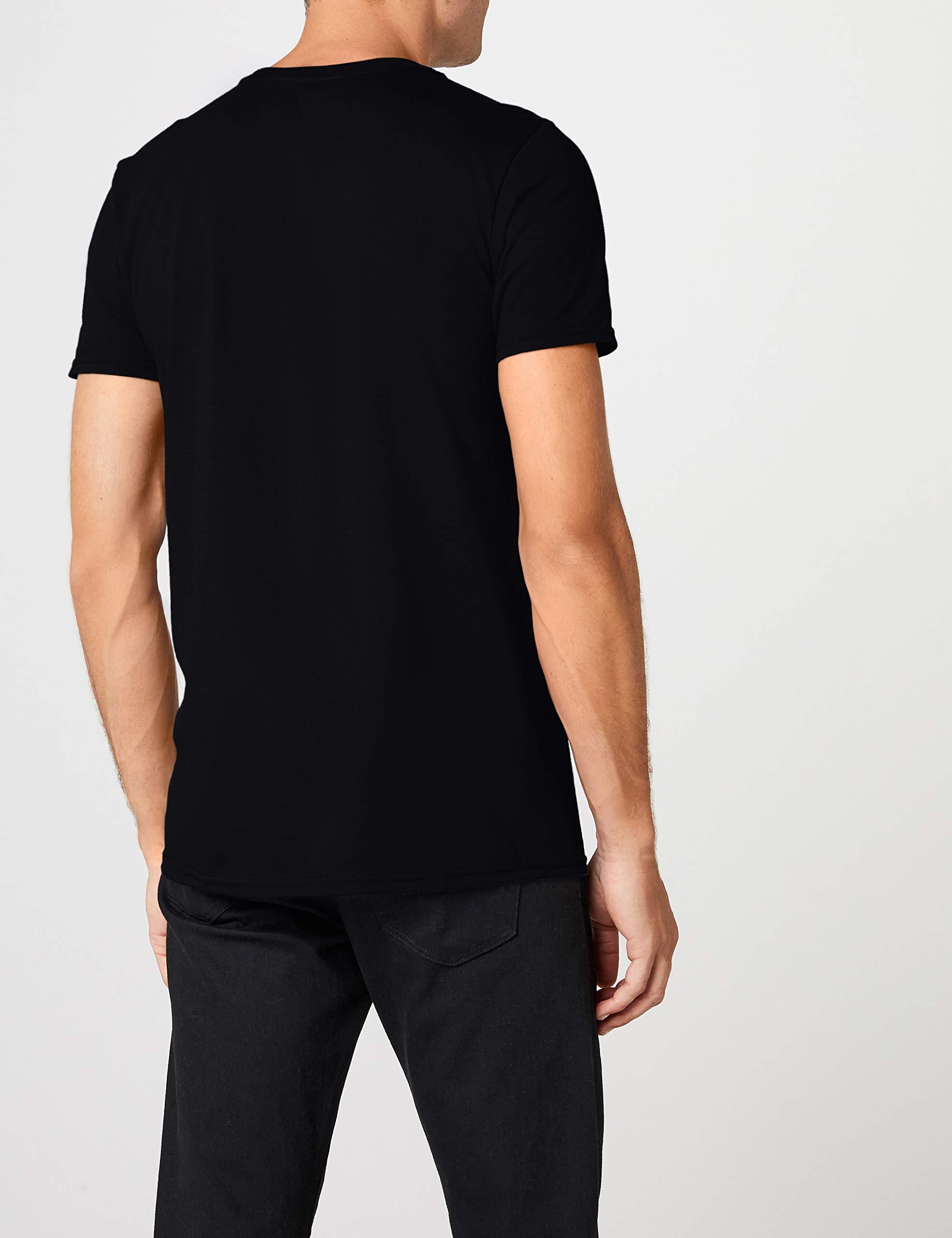 Marvel Comic Strip Logo T-Shirt Uomo 4 spesavip