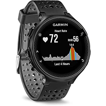 Garmin Forerunner 235 Whr Laufuhr, Herzfrequenzmessung am Handgelenk, Smart Notifications