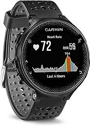 Garmin - Forerunner 235 - Montre de Running GPS avec Cardio au Poignet (Ecran : 1,23 Pouces) - Noir (Reconditionné)