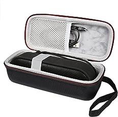 Shucase für Tribit XSound Go Tasche, Hülle für Tribit XSound Go Tragbarer Bluetooth Lautsprecher Speaker assend für Ladegeräte mit USB-Kabel