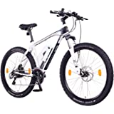 "NCM Prague+ E-Bike Mountainbike, 250W, 36V 14Ah 504Wh Akku, 26""/27,5"" Zoll"