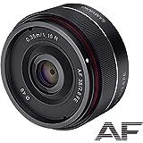 Samyang AF 35 mm F2.8 Auto Focus Lens for Full Frame Sony E Mount  Black