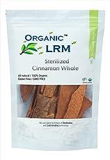 organic Lrm Cinnamon Bark Pouch (100g)